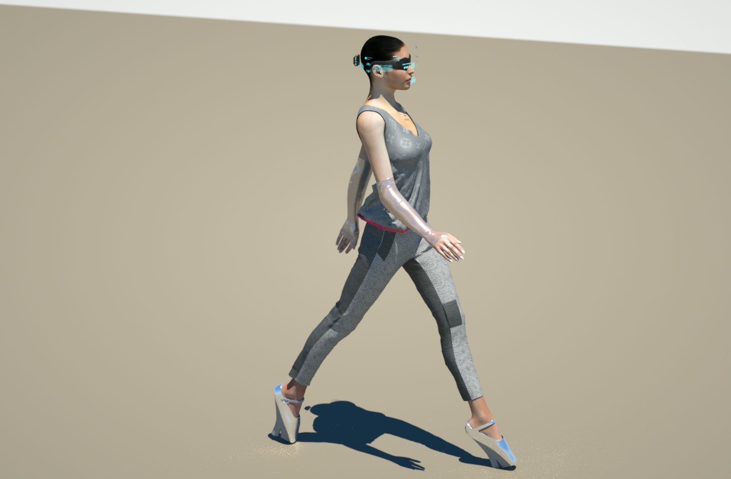 Virtual Catwalk Archives